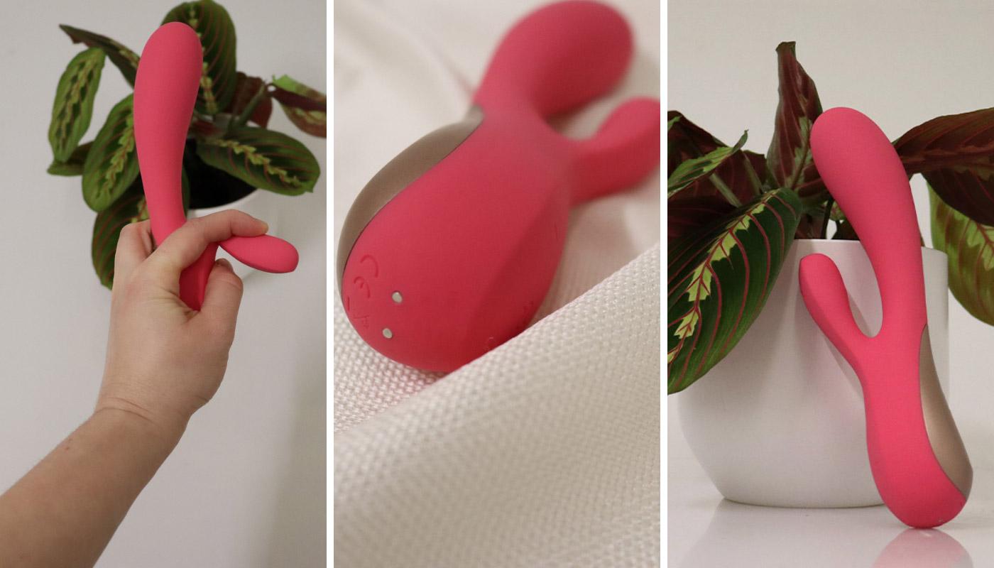 Rabbitkový vibrátor Satisfyer Mono Flex